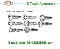 Coustomed OEM service screw head by screw machines in trade assurance in Dongguan