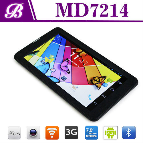 New Product 3G RAM 1G ROM 16G IPS Screen Smart with GPS Bluetooth Wifi Talet PC Price China