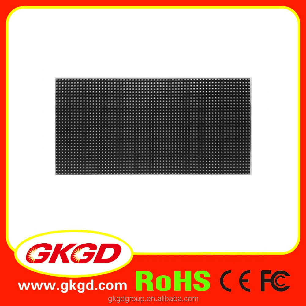 Indoor small pitch high definition for advertising P4 LED display screen