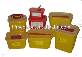 Medial health PP plastic Sharp Container