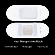 Moxibustion Natural Herbal Heat Pads Pain Relieving Disposable Warm Moxa Massage