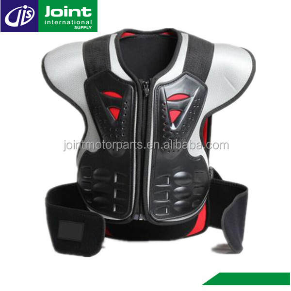 Motocross Body Armor Vest Kids Children Motorcycle Body Armor
