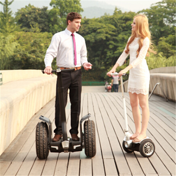 CHIC LS China self balancing two wheeled electric scooter mopeds