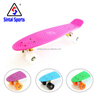 "OEM Mixed Color Big wheel 22"" Skateboard"