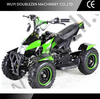 ELECTRIC START 2 STROKE 49CC MINI QUAD