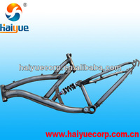 "China factory 24"" steel mountain bike frame"