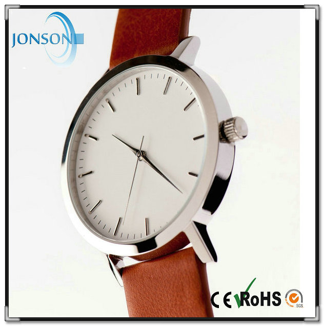 OEM unsex uniform 12 styles custom your logo japan movement brand watch 3atm water resistant watch