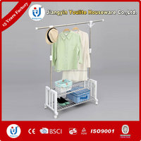 metal electric ceiling clothes drying rack
