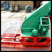 industrial diesel engine wood chipper/wood chipping machine for sale