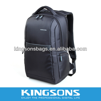 Kingsons 15.6 Inch Business Waterproof fashion durable Laptop Backpack