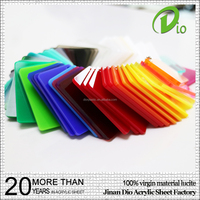 perspex solid surface cast colors acrylic pastel plexiglass sheets