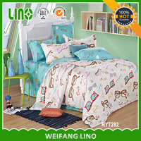home textile 4pcs king size bedding cotton jacquard 100%cotton bedding set luxury bed in a bag sets