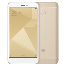 Original Xiaomi Redmi 4X 3GB+32GB Official Global Version 4100mAh Big Battery 5.0 inch 2.5D Curved HD Screen Android 6.0 OS
