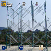 Patented 220kv Fiberglass Scaffolding comply to European Standard
