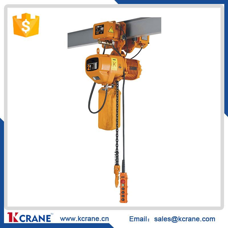 Mobile mini 1 ton paranco elettrico a catena con for Paranco elettrico telecomando senza fili