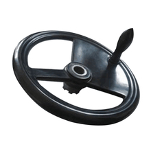 Casting iron handwheel for valves from sand casting foundry