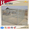 steel galvanized dog kennel waterproof dog kennel
