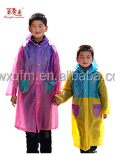 cheap kids raincoat