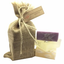 Private Label Organic Nature Skin Care Wedding Soap Bar Gift Set