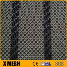 good strength stainless steel wire lock crimp wire screens for curshing gravel coal