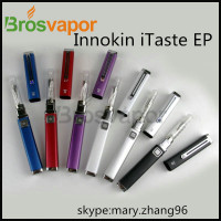 Green electronic cigarette no pollution Innokin iTaste EP e cigarette,Refill atomizer iTaste EP
