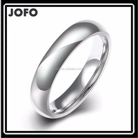 Size 6,7,8,9 Silver Color Stainless Steel Fashion Wedding Ring For Women And Men LKNJ0082