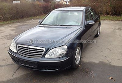 USED CARS - MERCEDES-BENZ S 350 FACELIFT (LHD 2774)