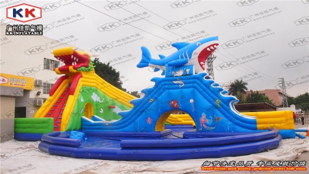 Grossiste grand toboggan pour piscine acheter les for Grossiste materiel piscine