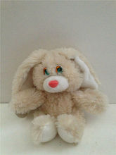 China Girl baby plush toy rabbit