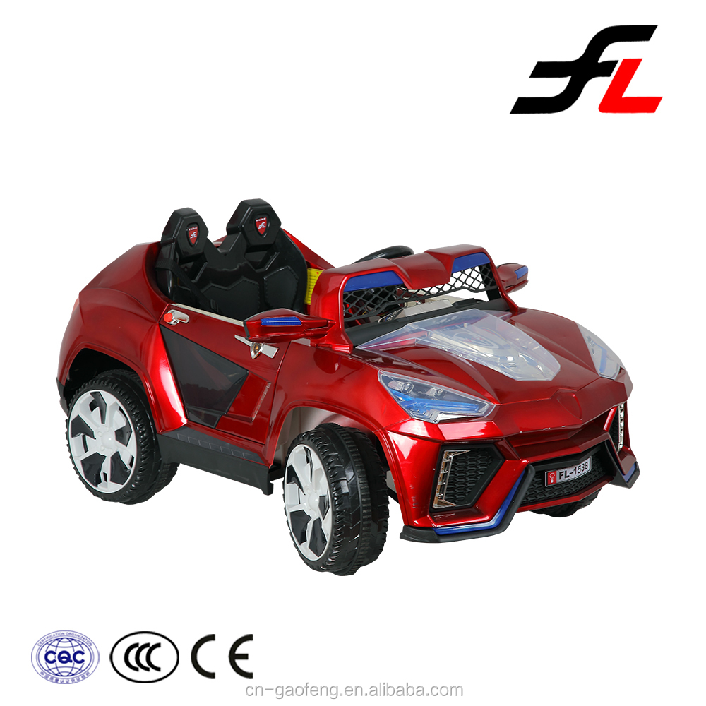 Battery powered super quality new design drive rc toy car for sale