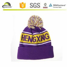Men women oversized 100% cotton beanie hat