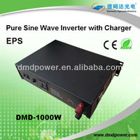 Pure sine wave off grid 12v 1000w solar inverter grid tie