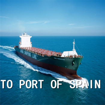 SEA FREIGHT FROM SHANGHAI TO PORT OF SPAIN