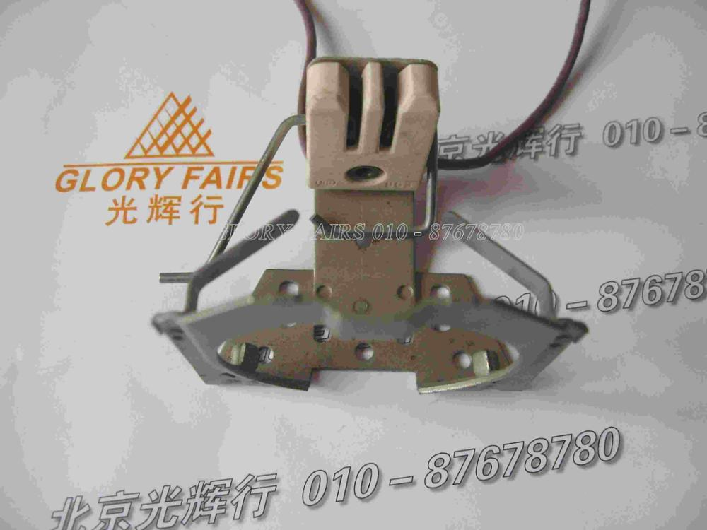 866 lamp base,for 21V 150W,24V 250W halogen lamp/bulb,GX5.3,GZ6.35,863 side ejector socket/lamp holder