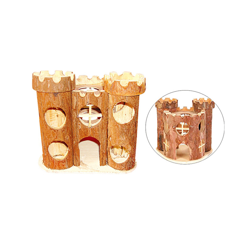 Pet Products hamster wooden house/cage