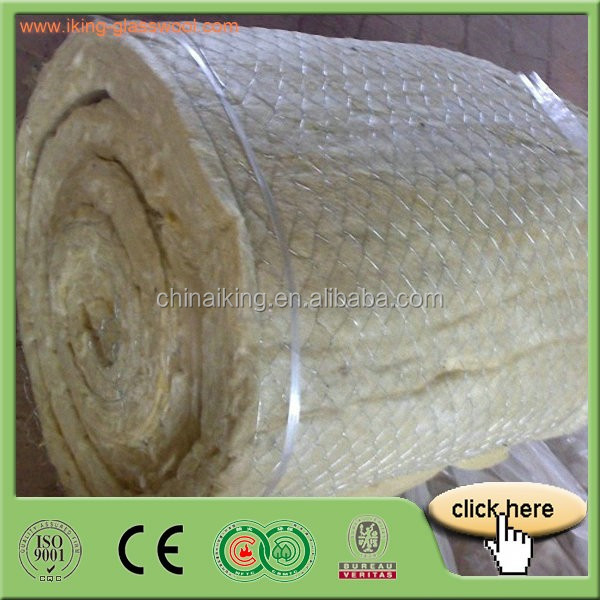 High Density 80kgm3 Rockwool Price