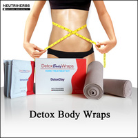 Superior Slimming Body Wraps Toning & Firming Body Applicator with Belly Fat Removal Cream for Body Toxin Removal