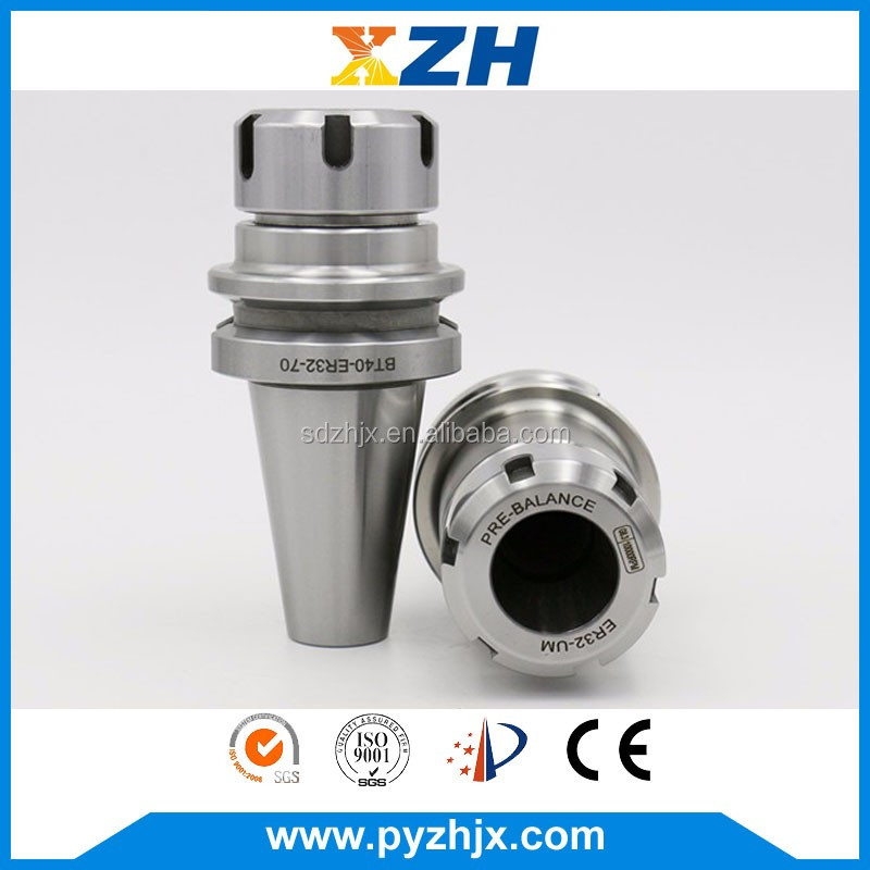 Mini Type Straight Shank Collet Chuck for ER16 Collets