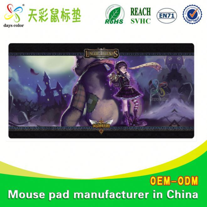 Computer Gaming Mouse Pad Women Girl Mouse Pad Silicon Sexy Animal