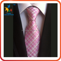 Popular design manufacturer custom ties 100% neckties