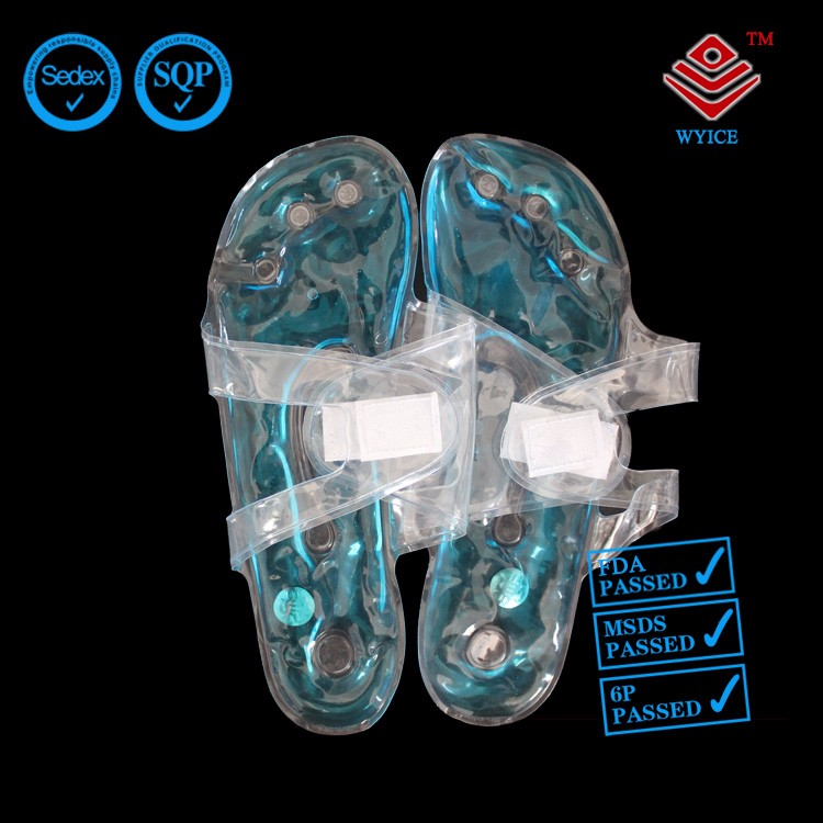 Medical Soft Gel Slippers Hot Cold Pack Ice Pack