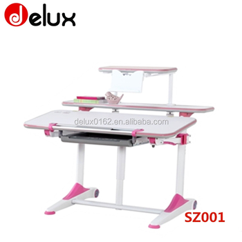 Superieur Popular DELUX Height Adjustable Kids Study Desk SZ001