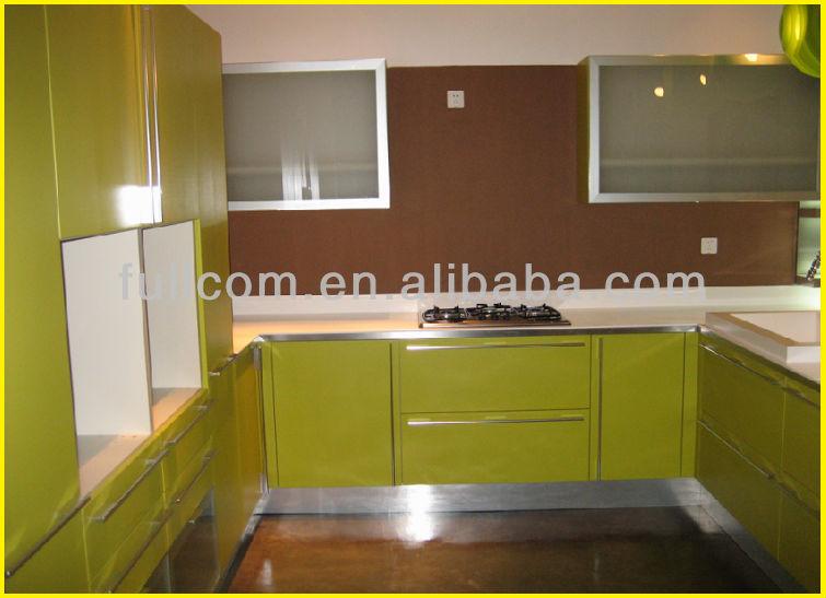 Excelente Se Puede Pintar Puertas De La Cocina De Alto Brillo Imagen ...