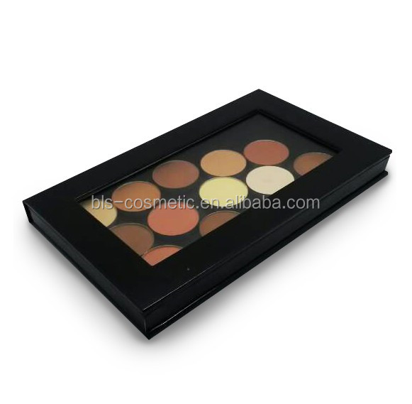 Magnetic Eyeshadow Paper box Eyeshadow Refill OEM Make UP Private Label