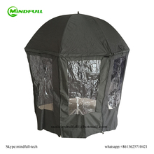 210D Oxford Outdoor Fishing Beach Umbrella with PVC around