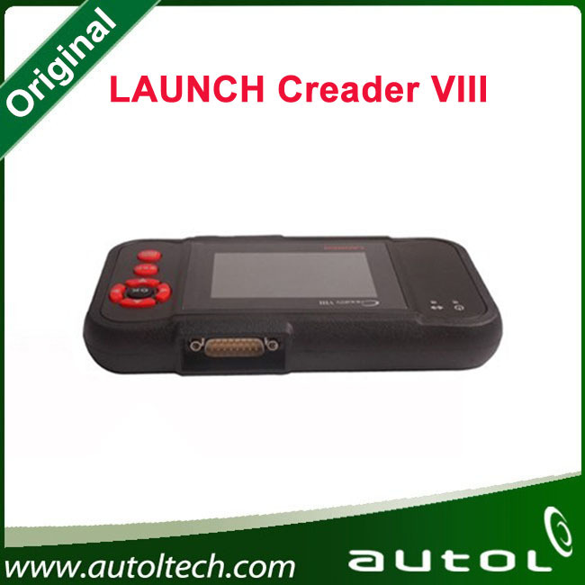 Professional CRP129 Equal to Creader VIII 4 Systems Engine,Transmission Launch Creader VIII Auto Scanner