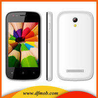 Good Price Wifi GPRS WAP Mtk6572 Dual Core Unlock 3.5 inch Android 4.4 Smartphone Support Yahoo 501