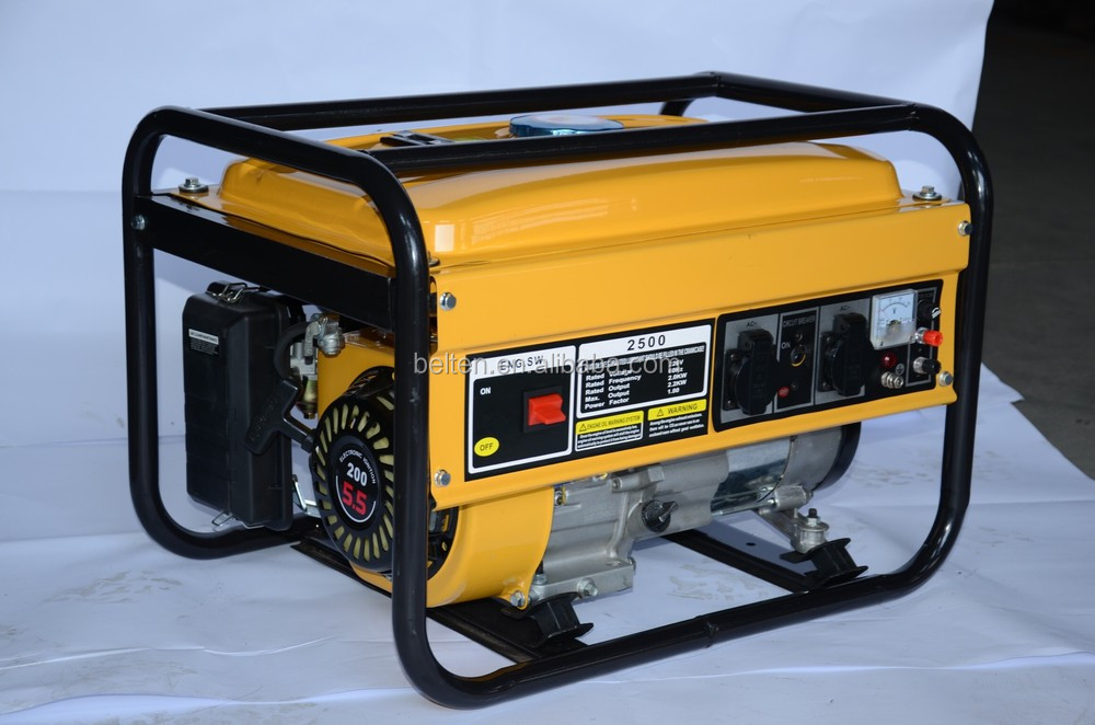 2.5KW 6.5HP Suzuki Generator Generator Prices Pakistan Prices Of Orient Generators In Pakistan