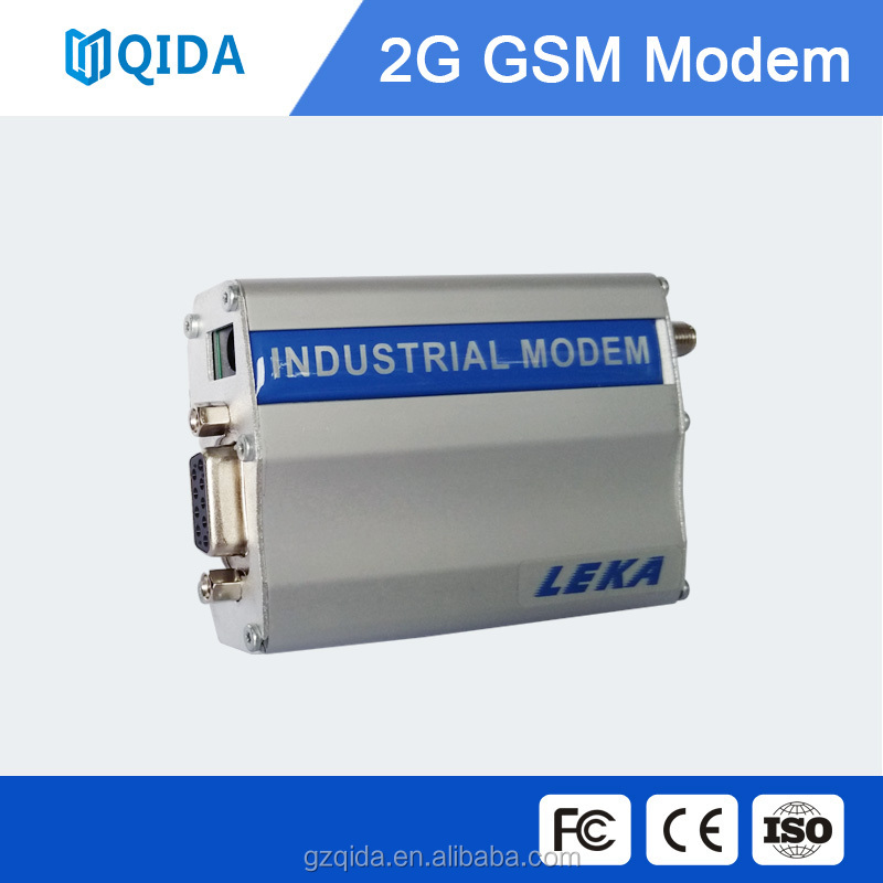 Cheap GSM Module M2M Industrial Wireless 2G Single Port GPRS Modem With Sim Slot for Remote POS terminals