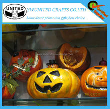 Hot!! Halloween decorative artificial pumpkins